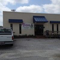 Photo taken at Kicker's Restaurant & Takeout by Bonnie K. on 5/1/2012
