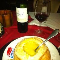 Photo taken at Restaurante Pucci by Fernando M. on 7/29/2012