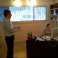 Photo taken at Kabbalah Centre Studio by Michael O. on 3/11/2012
