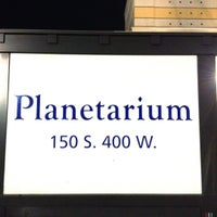 Photo taken at TRAX Planetarium by Jason W. on 7/8/2012