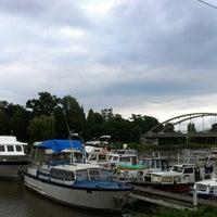 Photo taken at Mittellandkanal by Dorieen on 7/14/2012