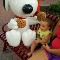 Photo taken at Camp Snoopy by Tim H. on 6/22/2012