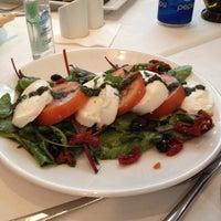 Photo taken at Biella - Italian Ristorante Café by Um Rashid on 8/24/2012