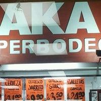 Photo taken at AKA Super Bodega by ! Poio M. on 4/16/2012
