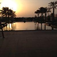 Photo taken at Alareen Palace Resort And Spa by Rakan A. on 9/5/2012