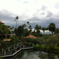 Photo taken at Rawi Warin Resort & Spa by Jiraporn L. on 4/10/2012