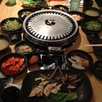 Photo taken at miss KOREA BBQ by douglas on 5/24/2012