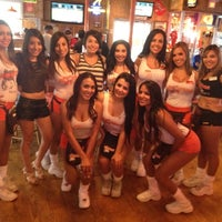 Photo taken at Hooters by Champagne F. on 8/17/2012