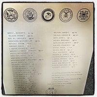 Photo taken at Vietnam Veterans Memorial Plaza by Michael R. on 6/24/2012