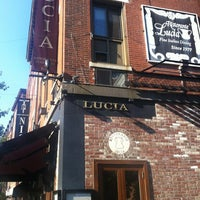 Photo taken at Lucia Ristorante by Paul on 7/11/2012