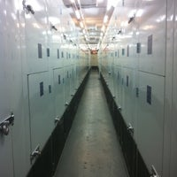 Photo taken at Manhattan Mini Storage by .oo. on 5/25/2012