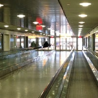 Photo taken at Terminal 8 by Jill G. on 5/24/2012