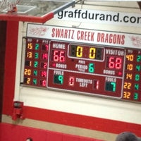 Photo taken at Swartz Creek High School by Annette H. on 3/10/2012