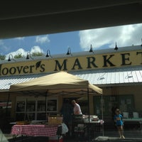 Photo taken at Hoover's Market by Jose M. on 4/1/2012