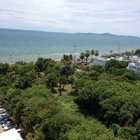 Photo taken at Sigma Resort Jomtien Pattaya by Pang P. on 8/12/2012