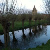 Photo taken at Kinderboerderij De 7 Torentjes by Peter B. on 4/12/2012