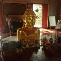 Photo taken at วัดพระทอง (หลวงพ่อพระผุด) (Wat Phra Thong) by juckkrid s. on 3/7/2012