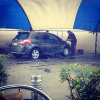 Photo taken at Elegance Car Wash by Rebecca J. on 6/14/2012