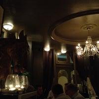 Photo taken at L'ardoise gourmande by Maya G. on 5/5/2012