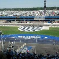 Photo taken at Michigan International Speedway by David on 6/15/2012