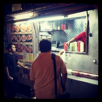 Photo taken at El Rey Del Taco Truck by Justin H. on 7/11/2012