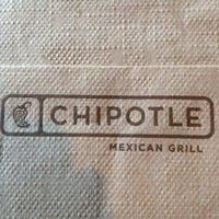 Photo taken at Chipotle Mexican Grill by Tyler W. on 3/14/2012