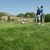 Photo taken at Fossil Trace Golf Club - Fossil Course by Henry H. on 6/23/2012