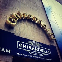 Photo taken at Ghirardelli Ice Cream & Chocolate Shop by tareq a. on 8/14/2012