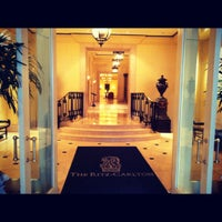 Photo taken at The Ritz-Carlton, New Orleans by Joshua M. on 5/8/2012