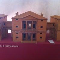 Photo taken at Villa Pojana by Tiziano B. on 8/11/2012