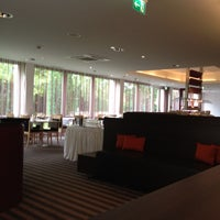 Photo taken at Park Inn by Radisson Düsseldorf Süd by Dirk L. on 6/6/2012