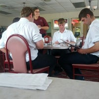 Photo taken at Airport Diner by Colette A. on 6/20/2012