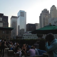 Photo taken at Mad 46 Rooftop Lounge by Vishal S. on 8/22/2012