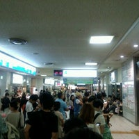Photo taken at Nishitetsu Tenjin Expressway Bus Terminal by 光史 藤. on 8/12/2012