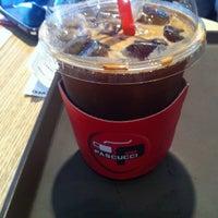 Photo taken at CAFFÉ PASCUCCI by HYUNDAN K. on 4/16/2012