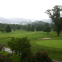 Photo taken at The Waynesville Inn Golf Resort & Spa by Douglas R. on 7/31/2012