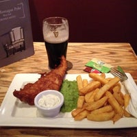 Photo taken at The Montagu Pyke (Wetherspoon) by Mihail A. on 8/29/2012