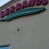 Photo taken at Serranos Cocina y Cantina - Southpark by Edwin E. on 8/20/2012