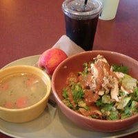 Photo taken at Panera Bread by Andi E. on 3/13/2012