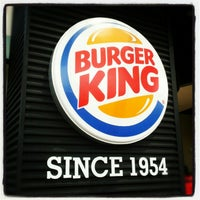 Photo taken at Burger King by Christianus L. on 7/19/2012