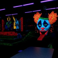 Photo taken at Monster Mini Golf by Christopher B. on 5/13/2012