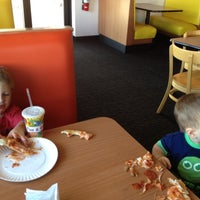 Photo taken at Peter Piper Pizza by Michael on 7/8/2012