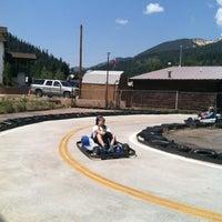 Photo taken at Go Kart City by Tammy S. on 8/15/2012