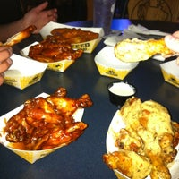 Photo taken at Buffalo Wild Wings by Lisa Y. on 6/5/2012
