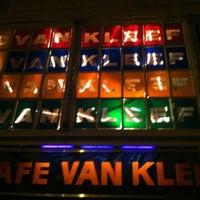 Photo taken at Cafe Van Kleef by Todd L. on 5/11/2012