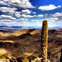 Photo taken at Piestewa Peak by Steve D. on 2/28/2012