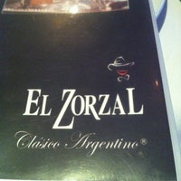 Photo taken at El Zorzal Condesa by Andrea A. on 6/3/2012