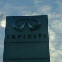 Photo taken at Infiniti by Arturo M. on 4/12/2012