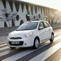 Photo taken at Nissan Adam Malik by Jaka Agita P. on 6/14/2012