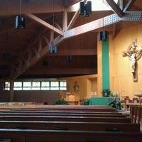 Photo taken at St. Patrick RC Church by Jon S. on 9/3/2012